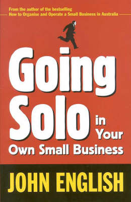 Going Solo in Your Own Small Business (Paperback)