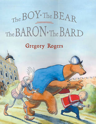 The Boy, the Bear, the Baron, the Bard (Hardback)