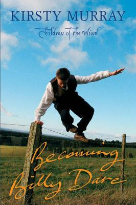 Becoming Billy Dare - CHILDREN OF THE WIND 2 (Paperback)