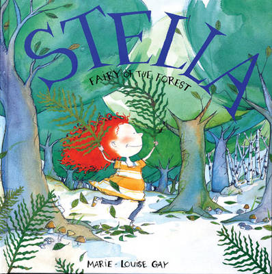 Stella, Fairy of the Forest (Paperback)