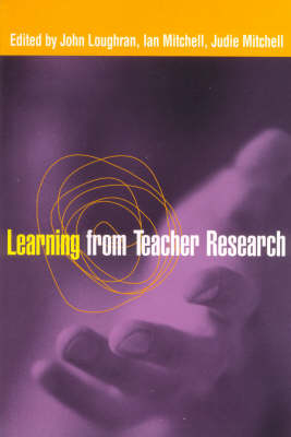 Learning from Teacher Research (Paperback)
