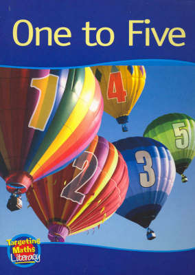 One to Five Reader: One to Ten - Targeting Maths Literacy Set 1 (Paperback)