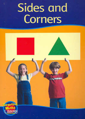 Sides and Corners Readers: Shapes - Targeting Maths Literacy Set 1 (Paperback)