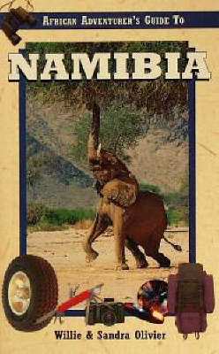 African Adventurer's Guide: Namibia - African Adventurer's Guide S. (Paperback)