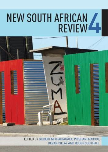 New South African review 4: A fragile democracy - twenty years (Paperback)
