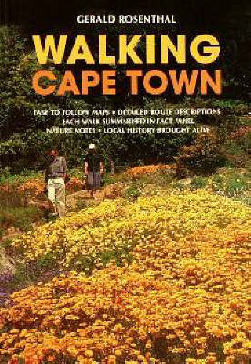 Walking Cape Town - Walking S. (Paperback)