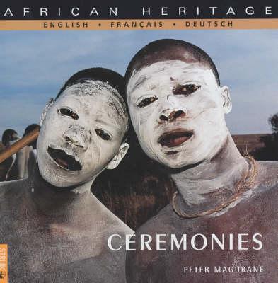 Ceremonies - African Heritage S. (Hardback)