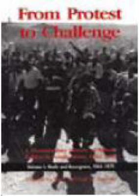 From Protest to Challenge v. 5; Nadir and Resurgence, 1964-1979: A Documentary History of African Politics in South Africa 1882 - 1990 (Hardback)