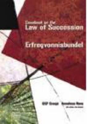 Casebook on the Law of Succession/erfregvonnisbundel (Paperback)