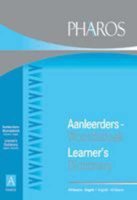 Aanleerderswoordeboek / Learner's Dictionary (Paperback)