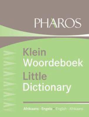 Klein-woordeboek/Little dictionary (Paperback)