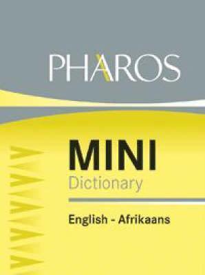 Mini-woordeboek/ Mini dictionary (Paperback)