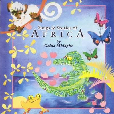 Songs and Stories of Africa (CD-Audio)
