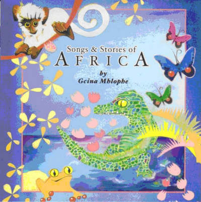 Songs and stories of Africa: An audio CD (CD-Audio)