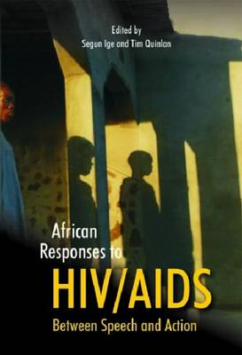 African Responses to HIV/AIDS: Between Speech and Action (Paperback)