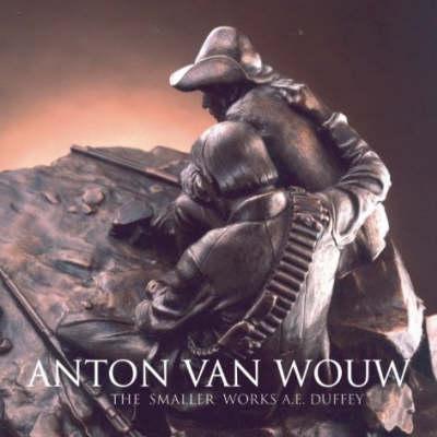 Anton Van Wouw: The Smaller Works (Hardback)