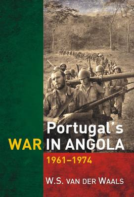 Portugal's War in Angola (Paperback)