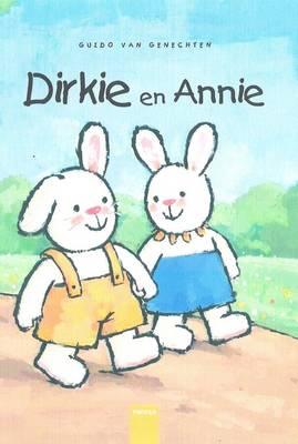Dirkie En Annie (Hardback)