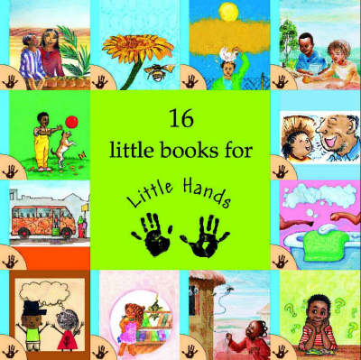 16 Little Books for Little Hands: Set of 16 Books (Paperback)