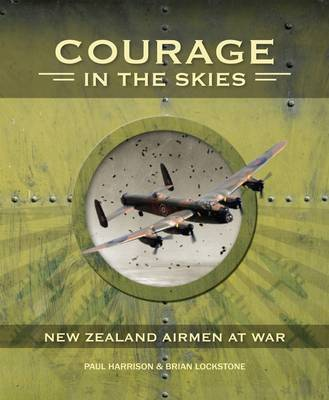 Courage in the Skies (Paperback)