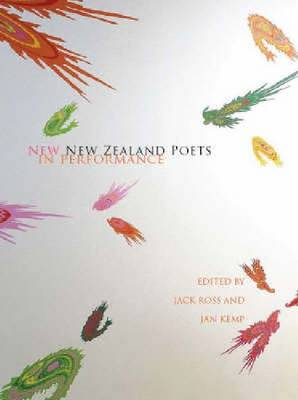 New Zealand Poets in Performance: paperback with CD (Paperback)