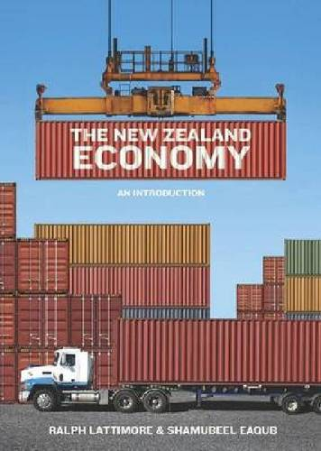 The New Zealand Economy: An Introduction (Paperback)