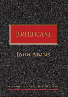 Briefcase: paperback (Paperback)