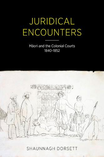 Juridical Encounters (Paperback)