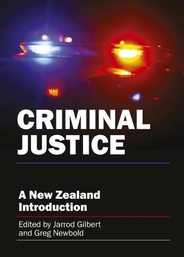 Criminal Justice (Paperback)