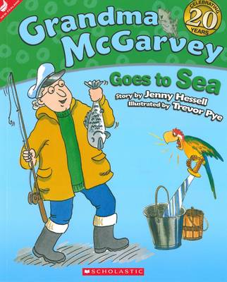 Grandma Mcgarvey Goes to Sea (Paperback)