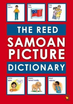 The Reed Samoan Picture Dictionary (Paperback)