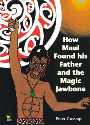 How Maui Found His Father and the Magic Jawbone - Maui Series (Paperback)