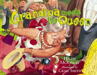 Grandma Meets the Queen (Paperback)