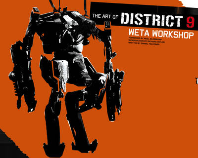 The Art of District 9 (Hardback)