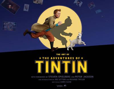The Art of the Adventures of Tintin (Hardback)