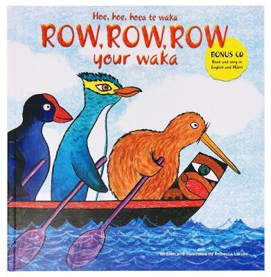 Row Row Row Your Waka (Paperback)