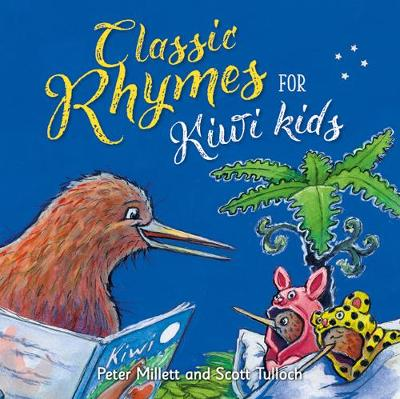 Classic Rhymes for Kiwi Kids (Paperback)