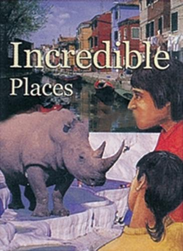 Incredible Places - Wildcats (Paperback)
