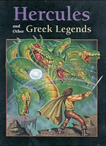 Hercules and Other Greek Legends - Wildcats (Paperback)