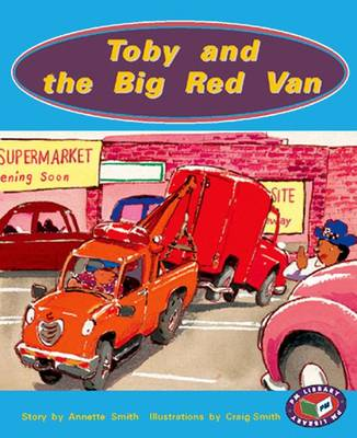 Toby and the Big Red Van (Paperback)