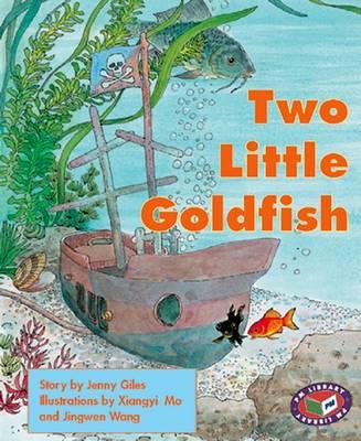 Two Little Goldfish (Paperback)