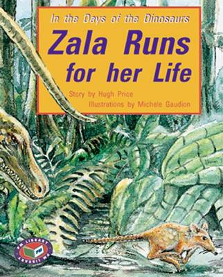 Zala Runs for Her Life (Paperback)