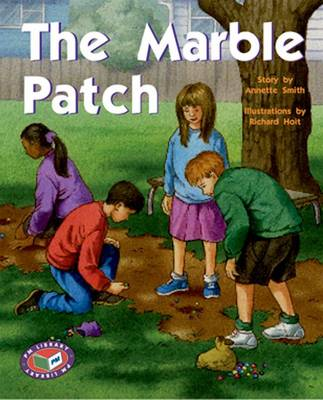 The Marble Patch (Paperback)