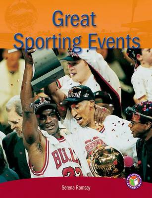 Great Sporting Events (Paperback)
