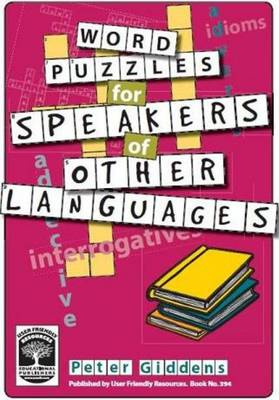 Word Puzzles for Speakers of Other Languages (Paperback)