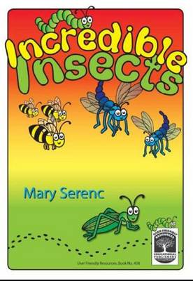 Incredible Insects (Paperback)