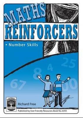 Maths Reinforcers: Bk. A: Number Skills - Maths Reinforcers 4 (Paperback)