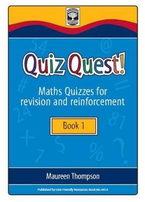 Quiz Quest: Bk. A: Maths Quizzes for Revision and Reinforcement - Quiz Quest 3 (Paperback)