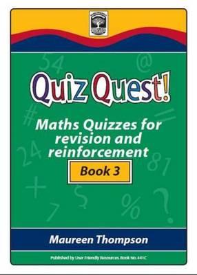 Quiz Quest: Bk. C: Maths Quizzes for Revision and Reinforcement - Quiz Quest 3 (Paperback)