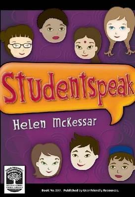 Studentspeak (Paperback)